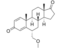 (6α)-6-(Methoxymethyl)-androsta-1,4-diene-3,17-dione