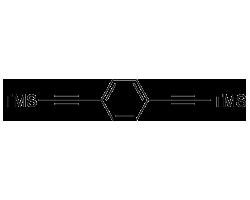 1,4-Bis[(trimethylsilyl)ethynyl]benzene