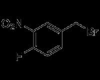 3-Nitro-4-fluorobenzyl bromide