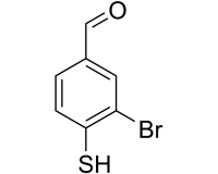 3-Bromo-4-sulfanylbenzaldehyde