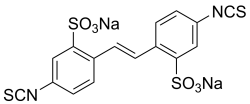 4,4′-Diisothiocyanatostilbene-2,2′-disulfonic acid disodium salt hydrate