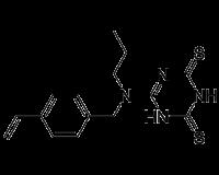 6-[[(4-ethenylphenyl)methyl]propylamino]-1,3,5-Triazine-2,4(1H,3H)-dithione
