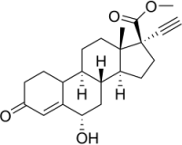 6a-Hydroxynorethindrone acetate