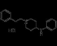 N-Phenyl-1-(2-phenylethyl)-4-piperidinamine hydrochloride