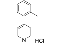 1-Methyl-4-(2′-methylphenyl)-1,2,3,6-tetrahydropyridine hydrochloride