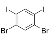 1,3-Dibromo-4,6-diiodobenzene