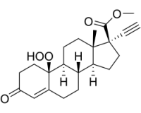 10β-Hydroperoxy-norethindrone acetate