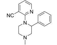 2-(4-Methyl-2-phenyl-1-piperazinyl)-3-pyridinecarbonitrile