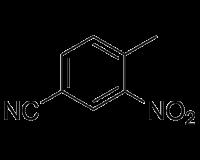 3-Nitro-4-methylbenzonitrile
