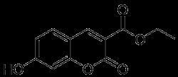 Ethyl 3-umbelliferylcarboxylate