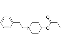 N-Phenethyl-piperidine-4-ol propionate
