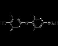 Tetraiodothyroformic acid