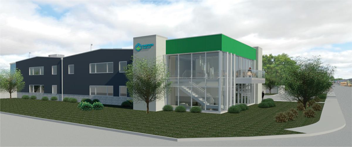 Cascade Chemistry New Facility
